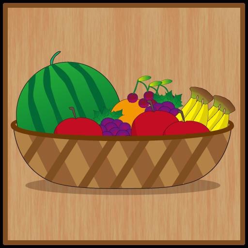 水果籃 休閒 LOGO-阿達玩APP