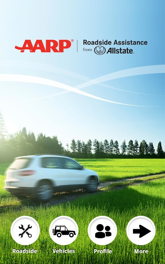 AARP Roadside from Allstate - screenshot