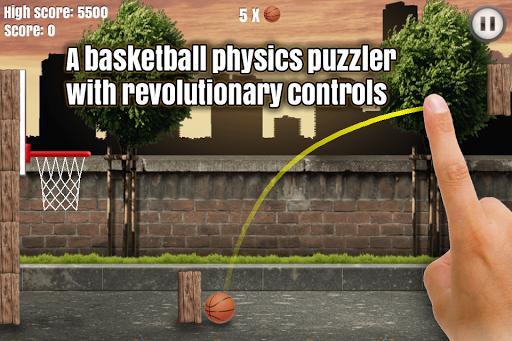Through the Hoop Basketball