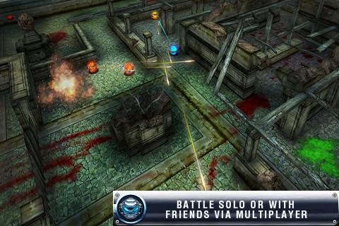 Iron Wars - screenshot