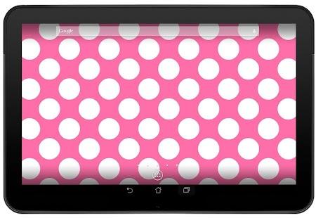 Polka Dots Live Wallpaper - screenshot thumbnail