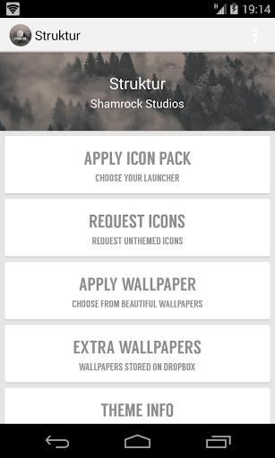個人化必備APP下載|Struktur Icon Pack 好玩app不花錢|綠色工廠好玩App