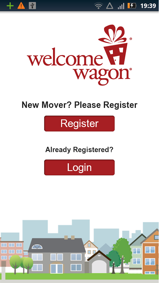 Welcome Wagon- screenshot