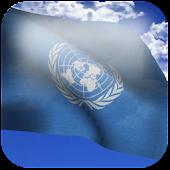 UN Flag Live Wallpaper