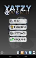 Screenshot of Yatzy World