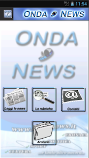 Onda News - screenshot thumbnail