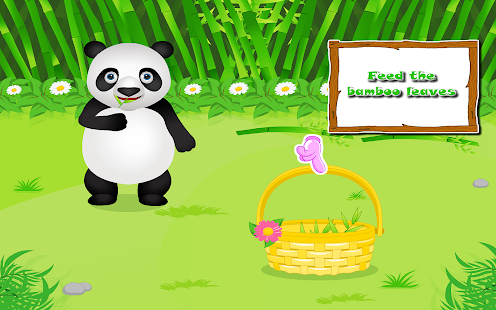 Pet Care Panda Animal- screenshot thumbnail