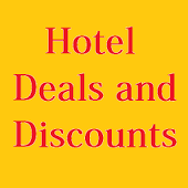 Hotel deals & discountspecials