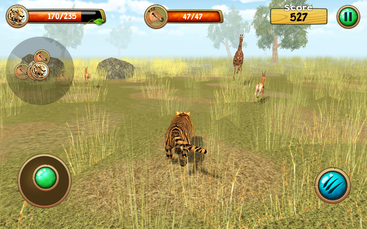 play tiger games