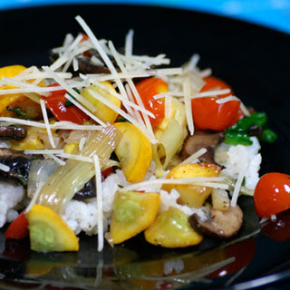 Southern Italian Vegetable Ratatouille