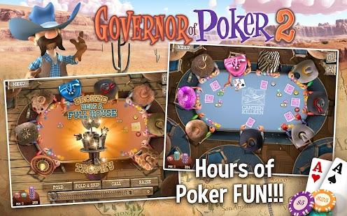 Jugar al governor of poker 3 online
