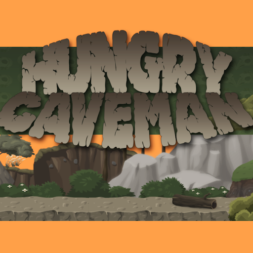 Hungry Caveman
