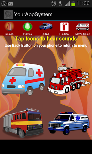 Ambulance Games for Boys Girls