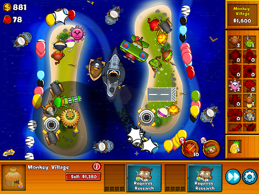 Bloons Monkey City 1.11.4 screenshots 12