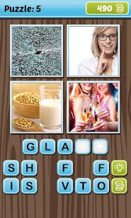 What's the Word: 4 Pics 1 Word - screenshot thumbnail