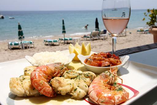 Restaurante - Ibersol Cavaliere sur Plage