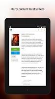 Screenshot of Skoobe - The eBook Flatrate