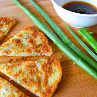 SAVORY CHINESE TURNIP PANCAKES Recipe