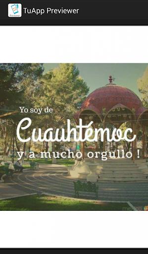 Guía Cuauhtémoc Lietotnes (APK) bezmaksas lejupielādēt Android/PC/Windows screenshot