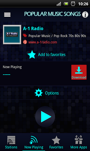 Скачать музыку популярную на андроид