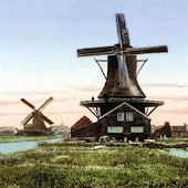 Old Windmill Live Wallpaper