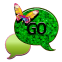 GO SMS THEME/ButterflyClover2 icon