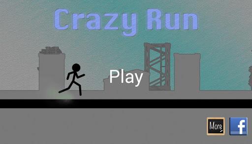 疯奔火柴人 Crazy Run