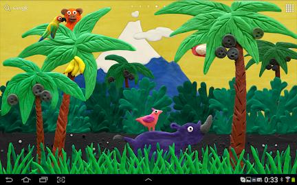 Jungle Live wallpaper HD Screenshot 10