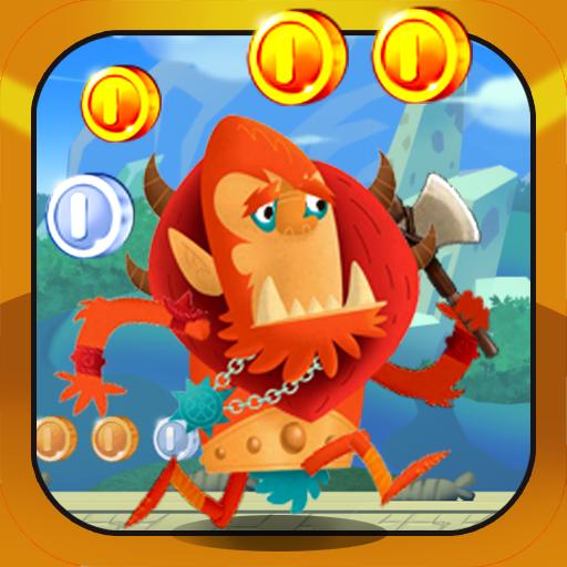 金屬海盜運行 冒險 App LOGO-APP試玩