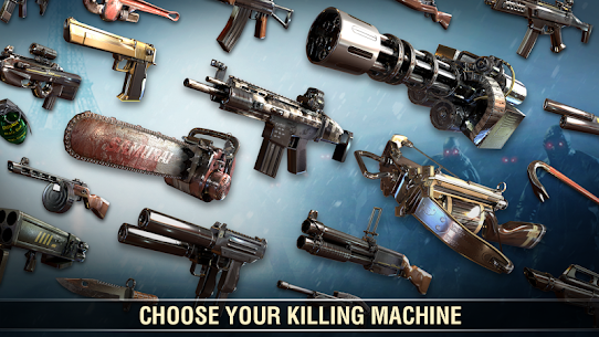 DEAD TRIGGER 2 – Zombie Survival Shooter Mod 1.7.06 Apk [Unlimited Money] 5
