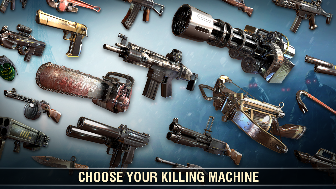 Dead Trigger 2 Mod Apk (Unlimited Money/Gold) 5