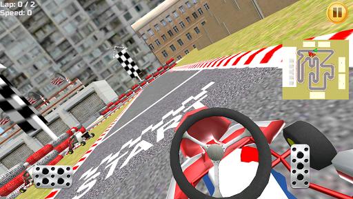 疯狂卡丁车比赛3D