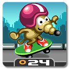 Rat On A Skateboard icon