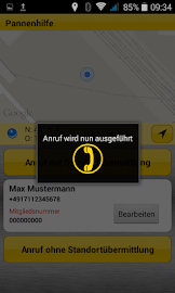 ADAC Pannenhilfe Screenshot 4