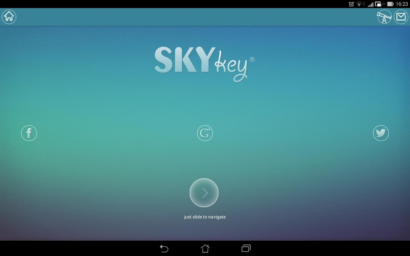 SkyKey- screenshot