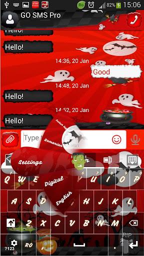 GO短信加强版可怕
