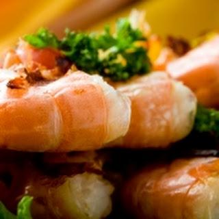 Ceviche De Camaron (ceviche Van Scampis)