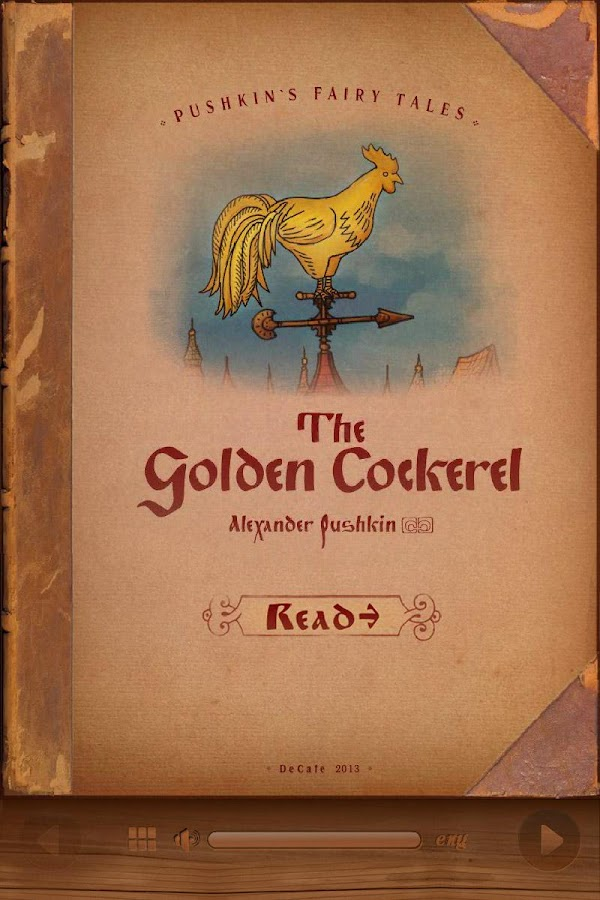 The Golden Cockerel- screenshot