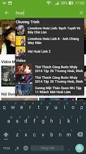 Zing TV - screenshot thumbnail