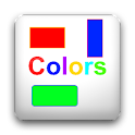 Colors-Kid Learn English Color logo