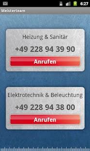 Meisterteam- screenshot thumbnail