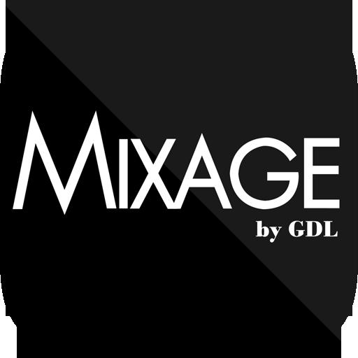 Mixage GDL LOGO-APP點子