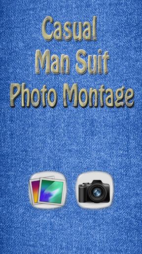 無料摄影Appのカジュアルな男性のスーツ写真編集アプリ|記事Game