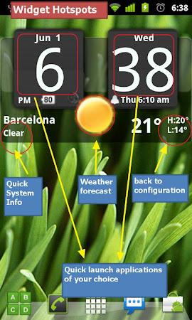 FlipClock NiceAll Pink Widget 4.5.0 screenshot 714555