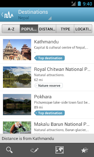 Nepal Travel Guide by Triposo