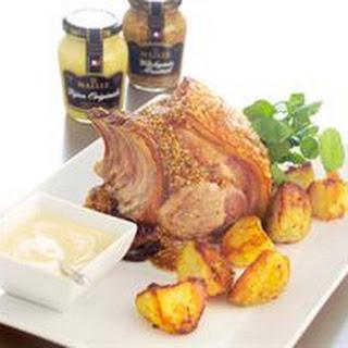 Double Mustard Roak Pork