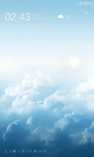 Sky Dream 도돌 락커 테마