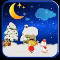 聖誕快樂 LWP icon