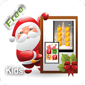 Memory Puzzle Christmas kids