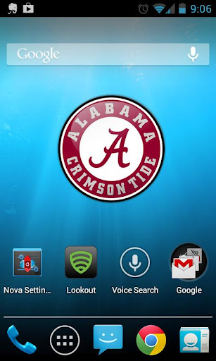 【免費娛樂App】Rolltide Button-APP點子